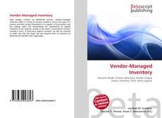 Vendor-Managed Inventory kitap kapağı