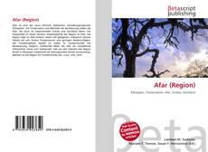 Bookcover of Afar (Region)