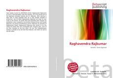 Bookcover of Raghavendra Rajkumar