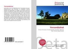 Capa do livro de Yervandashat