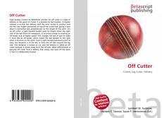 Capa do livro de Off Cutter