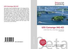 Borítókép a  USS Camanga (AG-42) - hoz