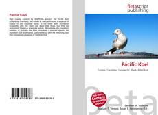 Capa do livro de Pacific Koel