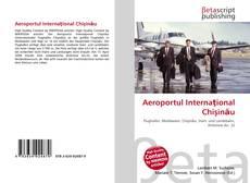 Bookcover of Aeroportul Internaţional Chişinău