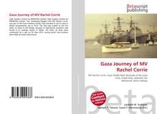 Bookcover of Gaza Journey of MV Rachel Corrie