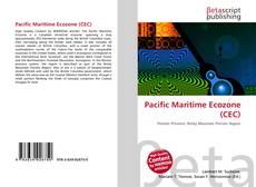 Bookcover of Pacific Maritime Ecozone (CEC)