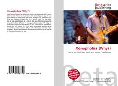 Bookcover of Xenophobia (Why?)