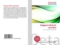 Bookcover of Raggiana Bird-of-paradise