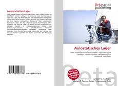 Bookcover of Aerostatisches Lager