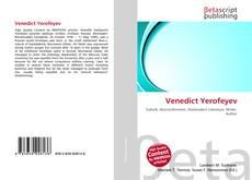 Capa do livro de Venedict Yerofeyev