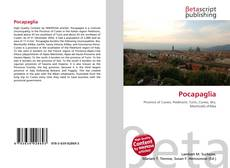 Bookcover of Pocapaglia