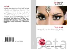 Capa do livro de Yes Boss