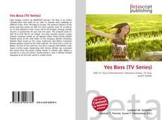 Buchcover von Yes Boss (TV Series)