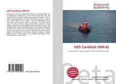 Обложка USS Cardinal (AM-6)