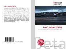 Bookcover of USS Carlson (DE-9)