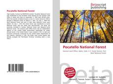 Bookcover of Pocatello National Forest