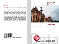 Bookcover of Pochaiv
