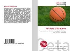 Pocholo Villanueva kitap kapağı