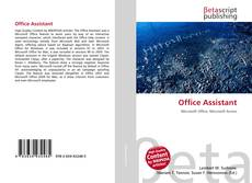 Bookcover of Office Assistant