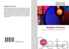 Wogdon & Barton的封面