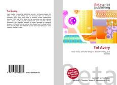 Capa do livro de Tol Avery