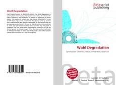 Copertina di Wohl Degradation