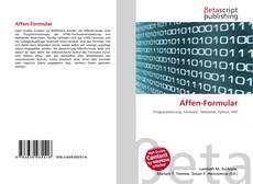 Bookcover of Affen-Formular