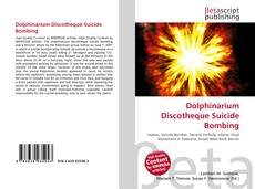 Bookcover of Dolphinarium Discotheque Suicide Bombing