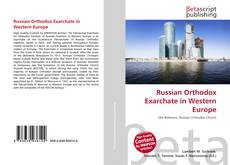 Copertina di Russian Orthodox Exarchate in Western Europe