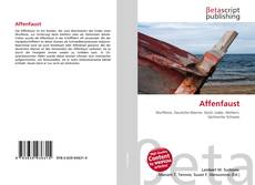 Bookcover of Affenfaust