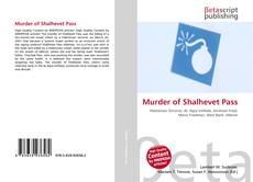 Murder of Shalhevet Pass kitap kapağı