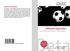 Bookcover of Offensive Specialist