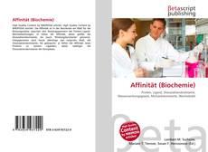 Affinität (Biochemie)的封面