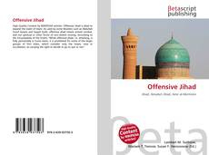 Bookcover of Offensive Jihad