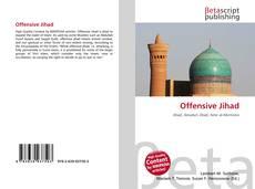 Offensive Jihad kitap kapağı
