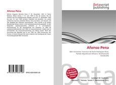 Afonso Pena的封面