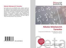Bookcover of Nikolai Nikolaevich Yanenko