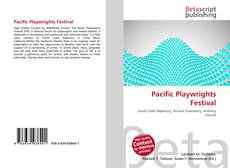 Portada del libro de Pacific Playwrights Festival