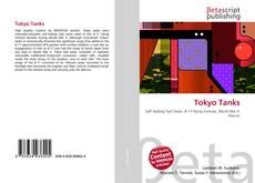 Tokyo Tanks kitap kapağı