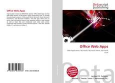 Buchcover von Office Web Apps