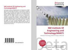 Copertina di NM Institute Of Engineering and Technology(NMIET)