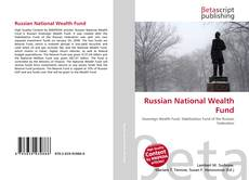 Russian National Wealth Fund的封面