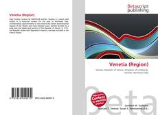 Bookcover of Venetia (Region)