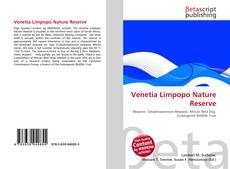 Bookcover of Venetia Limpopo Nature Reserve