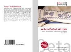 Bookcover of Yeshiva Pachad Yitzchok