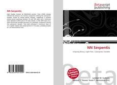 NN Serpentis kitap kapağı