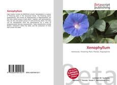 Xenophyllum kitap kapağı
