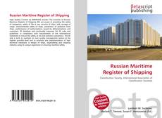 Bookcover of Russian Maritime Register of Shipping