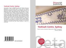 Bookcover of Yeshivah Centre, Sydney