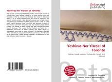Bookcover of Yeshivas Ner Yisroel of Toronto